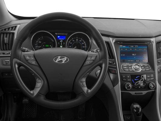 2015 Hyundai Sonata Hybrid >> 2015 Hyundai Sonata Hybrid Limited